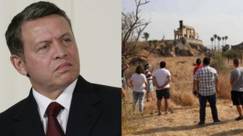 العاهل الأردني يعلن إنهاء عقد إيجار منطقتي الباقورة والغمر لإسرائيل وفرض السيادة الأردنية عليهما