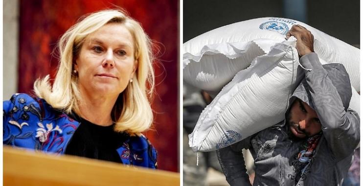 الحكومة الهولندية تقرر استئناف الدعم لوكالة الأونروا وتقدم لها 19 مليون يورو سنوياً
