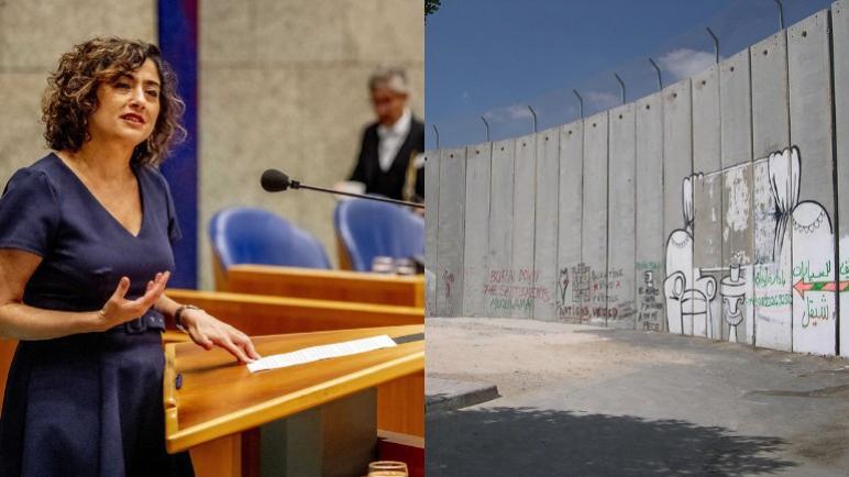 النائب في البرلمان الهولندي ساديت كاربولوت: ضم أجزاء من الضفة الغربية غير قانوني ويقلب حل الدولتين رأساً على عقب