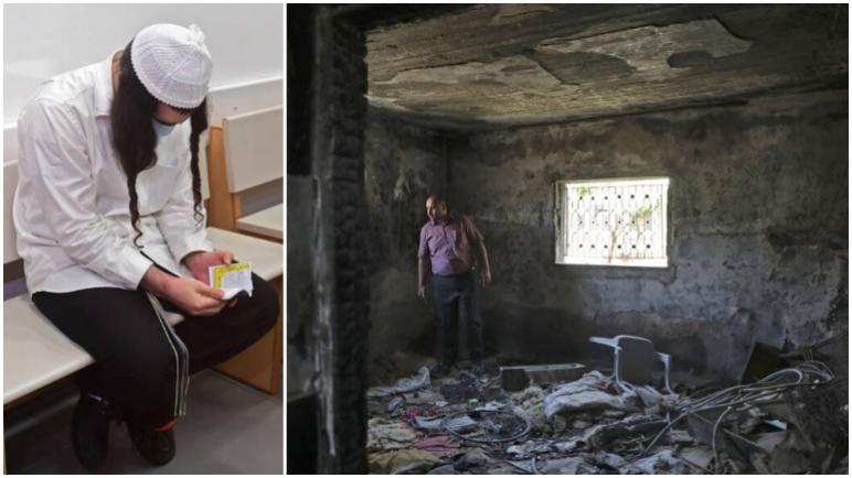 الحكم على مستوطن إسرائيلي بالسجن مدى الحياة لحرق عائلة فلسطينية في الضفة الغربية