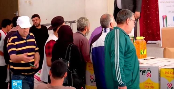 ضغوط وقيود متزايدة من الكيان الإسرائيلي على عمل المنظمات الأهلية في غزة والسلطة الفلسطينية تزيد الطين بلاً