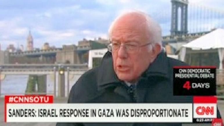 سيناتور أمريكي يريد خوض الإنتخابات الرئاسية الأمريكية القادمة عن الحزب الديمقراطي: سنوقف مساعدات الأسلحة للضغط على اسرائيل لإحلال السلام ويجب احترام الشعب الفلسطيني