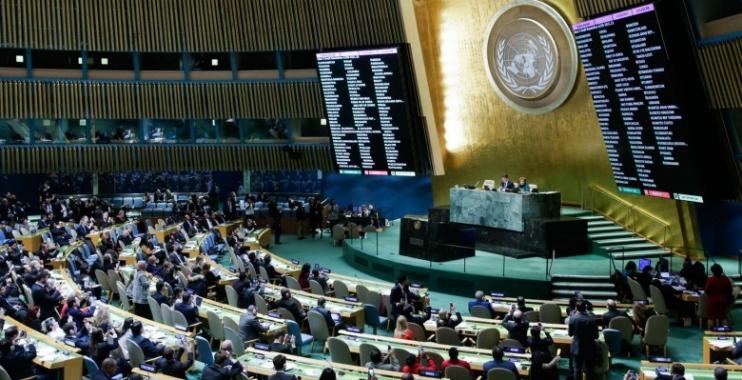 ترفض الأمم المتحدة ادانة حماس وتحبط الرهان الأخير للسفيرة الأمريكية نيكي هالي