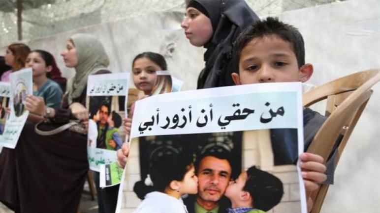 مصلحة السجون الإسرائيلية تمنع الزيارة عن 34 أسيرا في معتقل جلبوع