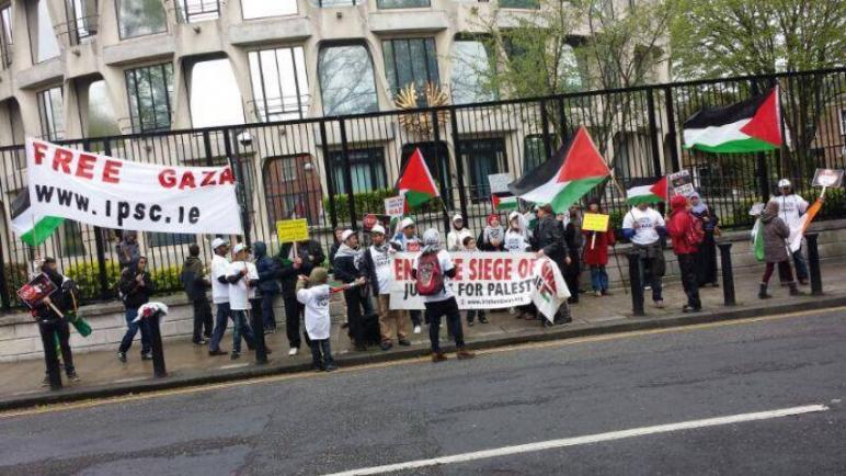 الحملة الأوروبية لكسر الحصار تخاطب وزراء خارجية دول الاتحاد الأوروبي وتدعو لإنهاء حصار قطاع غزة