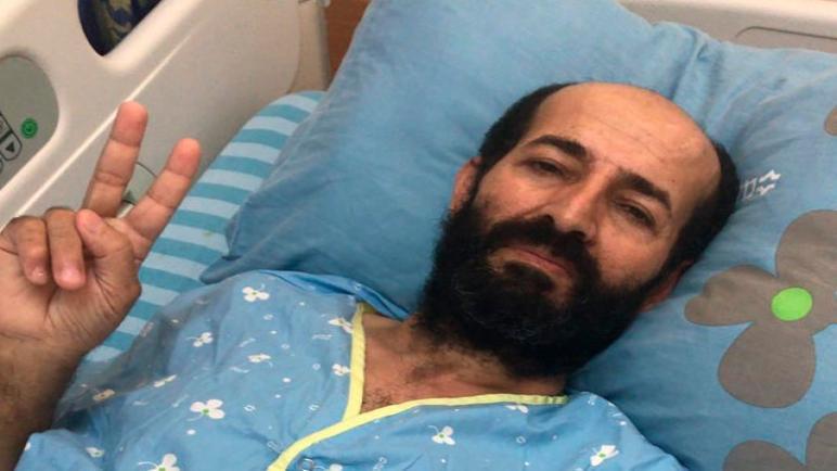 الكيان الإسرائيلي يرفض إطلاق سراح فلسطيني يوشك على الموت بعد 80 يوم من الإضراب عن الطعام