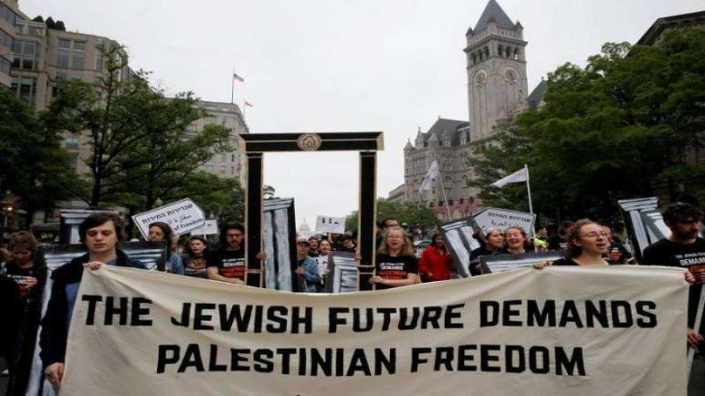 انخفاض شديد بعدد الأمريكيين الديمقراطيين الداعمين لاسرائيل وخصوصا لدى الشباب والنساء