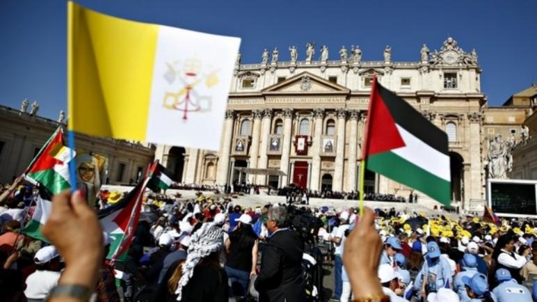 الفاتيكان يستدعي سفيري أمريكا والكيان الإسرائيلي للتأكيد على حل الدولتين والمخاوف من خطة الضم