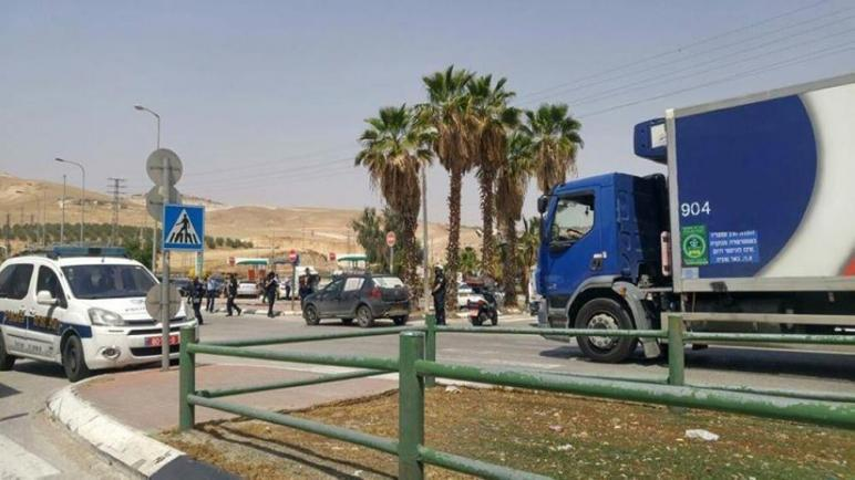 اصابة اسرائيليان بجروح خطيرة بعد مهاجمتهما من أردني في ايلات والشرطة الإسرائيلية اعتبرته هجوم ارهابي