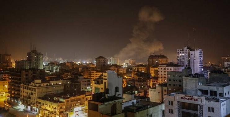 التوصل إلى اتفاق وقف إطلاق النار بين الكيان الإسرائيلي وحماس بوساطة مصرية