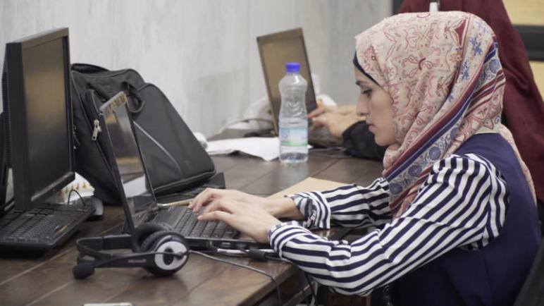 الفلسطينيون والإسرائيليون يعملون معا في قطاع التكنولوجيا المتطورة