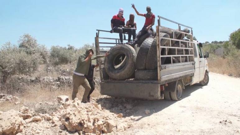 مستوطنة جديدة غير قانونية تضع الحكومة الإسرائيلية على المحك
