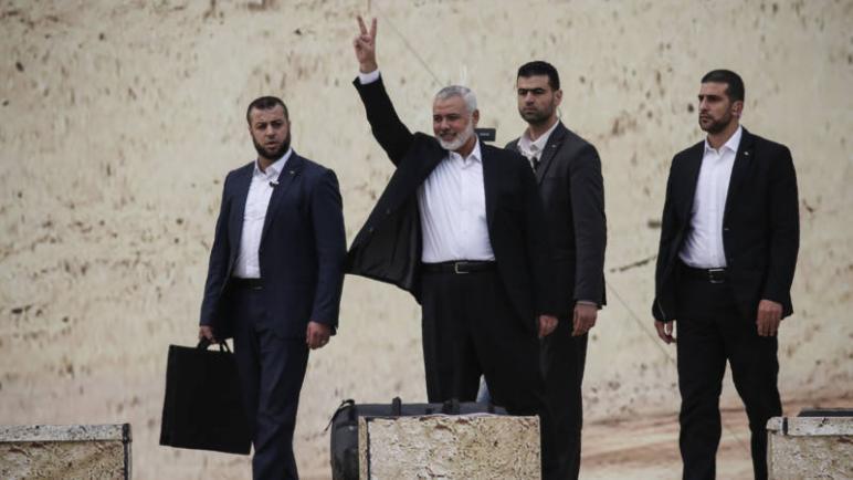 حماس تلقي القبض على 45 شخص للتعاون مع الكيان الإسرائيلي